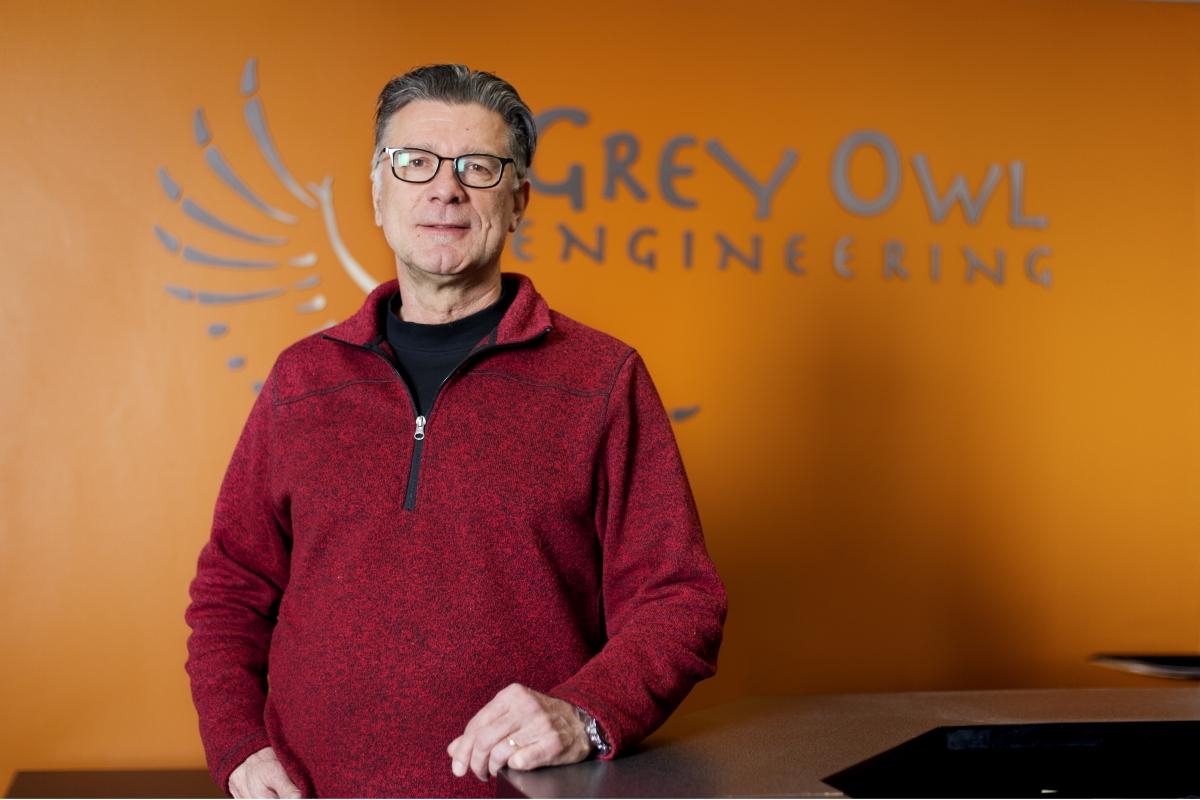 Steve Thompson Grey Owl Engineering
