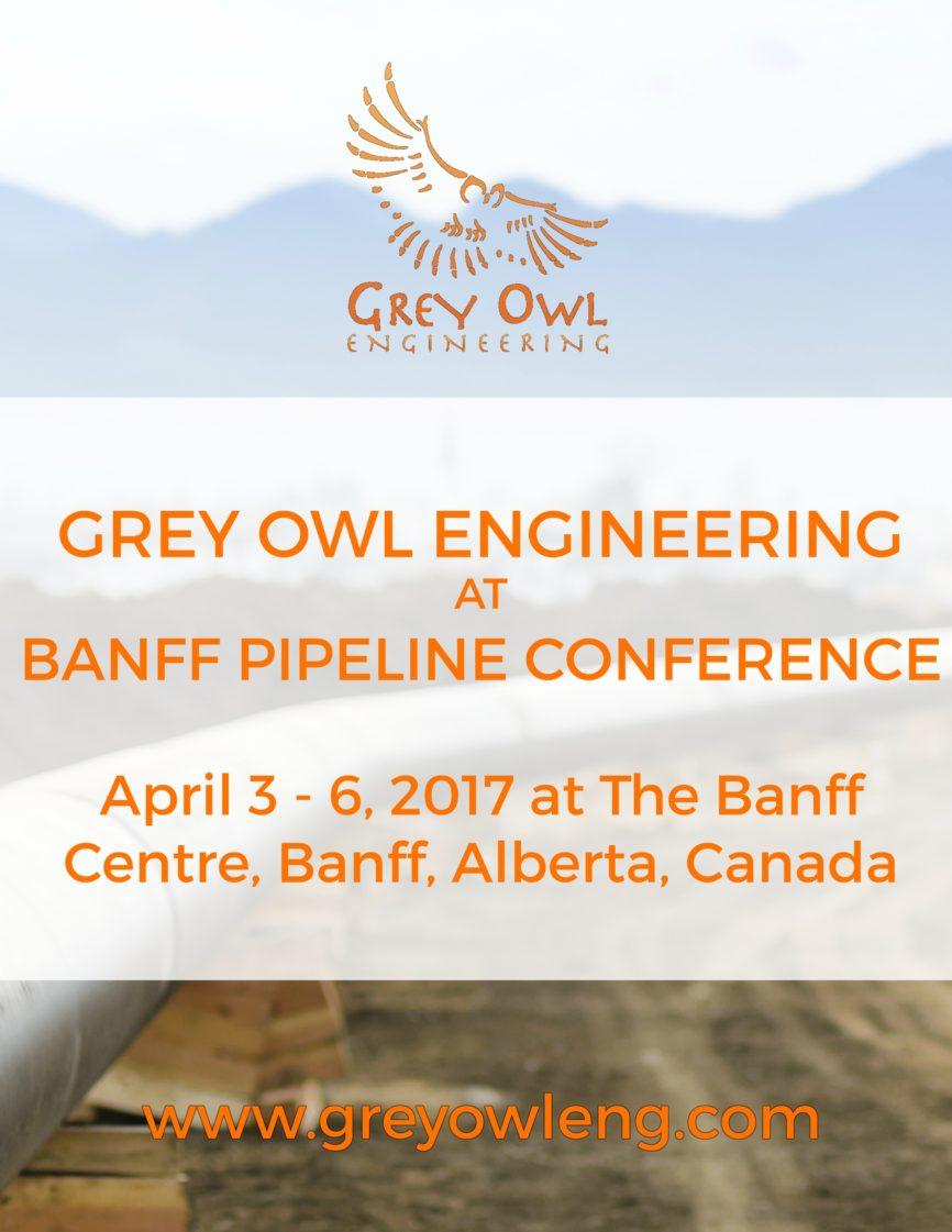 Grey Owl Engineering Banff Conference Leak Detection